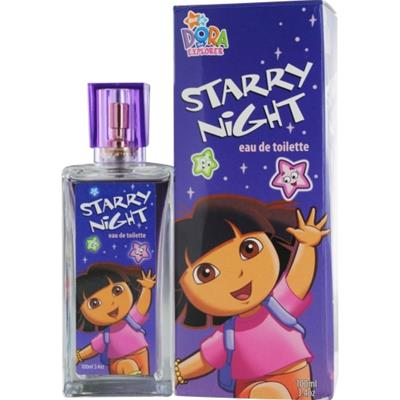 DORA THE EXPLORER by Compagne Europeene Parfums STARRY NIGHT EDT SPRAY 3.4 OZ