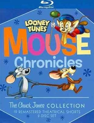 LOONEY TUNES-CHUCK JONES MOUSE CHRONICLES (BLU-RAY)