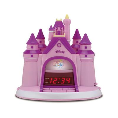 Disney Princess Storytelling Alarm Clock Radio