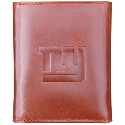 Giants Embossed Leather Wallet