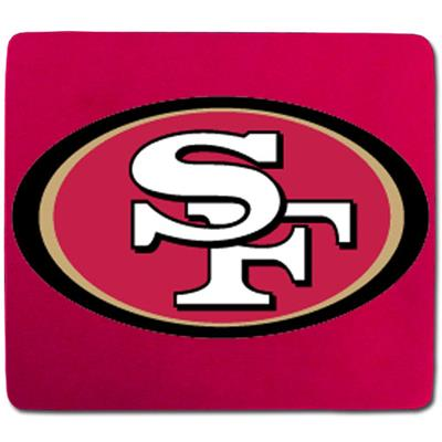 NFL Mouse Pad - San Francisco 49ers