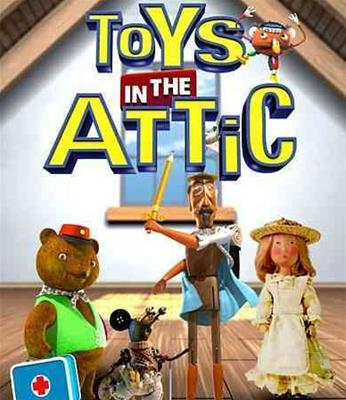 TOYS IN THE ATTIC (BLU-RAY/2012/ELWES)