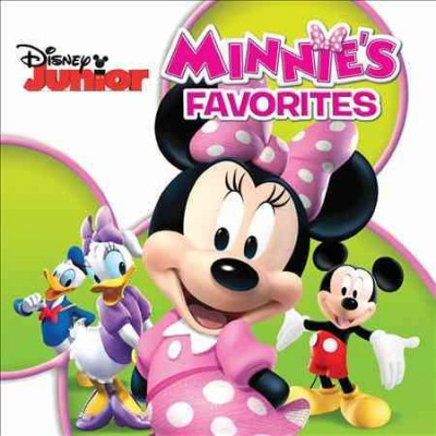 MINNIE'S FAVORITES SONGS FROM MICKEY