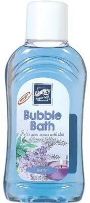 Lavender Bubble Bath 20 ounce Case Pack 12