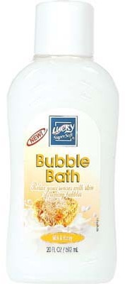 Milk and Honey Bubble Bath 20 ounce Case Pack 12