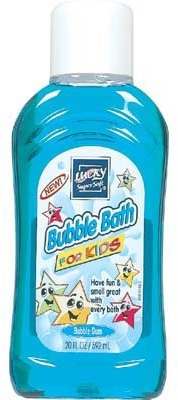 Kids Bubble Gum Bubble Bath 20 ounce Case Pack 12