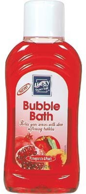Pomegrnte and Peach Bubble Bath Case Pack 12