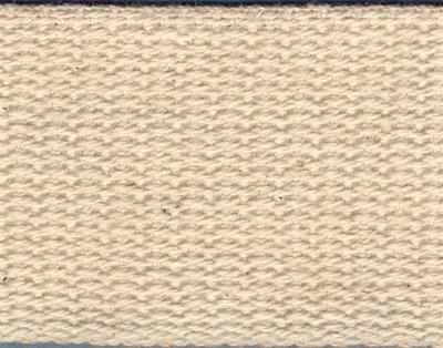 "Cotton Belting 1-1/2""X10yd-Oyster"
