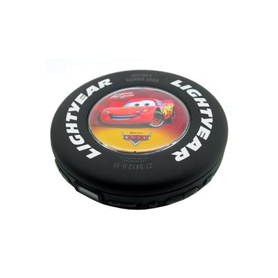 Disney C100CD Cars Lightning Mcqueen Portable CD Player