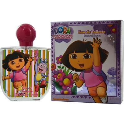 DORA THE EXPLORER by Compagne Europeene Parfums EDT SPRAY 3.4 OZ (NEW PACKAGING)