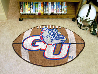 "Gonzaga University Football Mat 27"""" diameter"