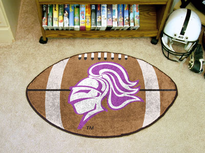 "Holy Cross Football Rug 22""""x35"""""