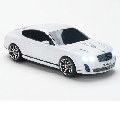 Bentley S Wireless Mouse White