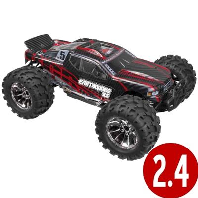 Earthquake 3.5 Truck 1/8 Scale Nitro OS Engine (With 2.4GHz Remote Control)