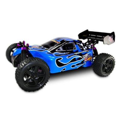 Ground Pounder 1/10 Scale Electric Monster Truck (Amsoil Body)(3-Channel 2.4GHz Remote Control)