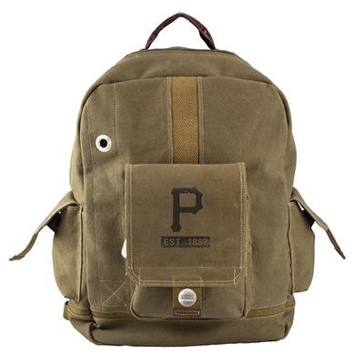 Pittsburgh Pirates MLB Prospect Deluxe Backpack