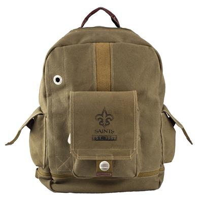 New Orleans Saints NFL Prospect Deluxe Backpack