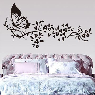Butteryfly Pattern DIY Adhesive Removable Wall Decal