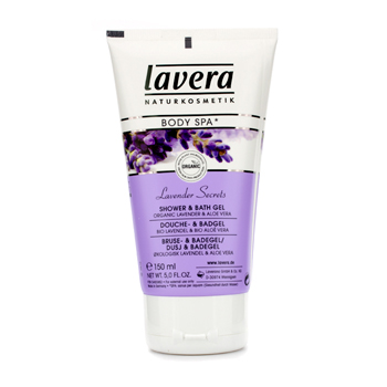 Body SPA - Shower & Bath Gel Lavender - Aloe Vera