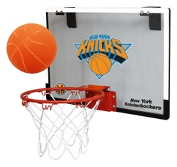 New York Knicks Backboard Hoop Set