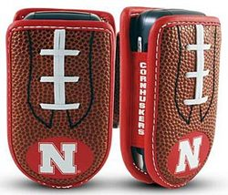 Nebraska Huskers Classic Football Cell Phone Case