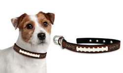 New Orleans Saints Dog Collar - Small