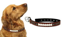 New Orleans Saints Dog Collar - Large