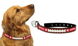 Nebraska Huskers Dog Collar - Large