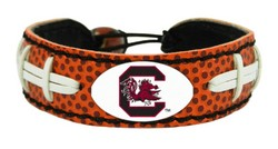 South Carolina Gamecocks Bracelet - Classic Football