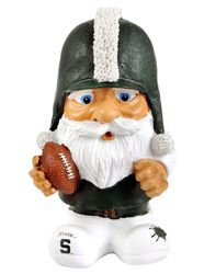 Michigan State Spartans Mad Hatter Gnome - Football