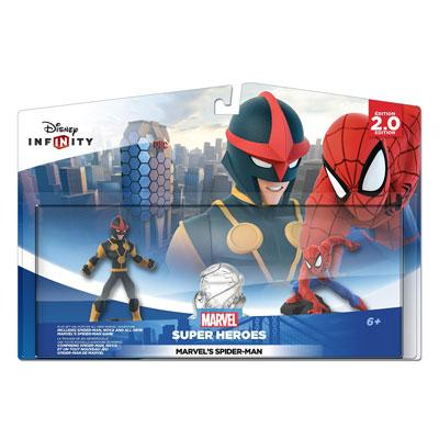Infinity 2.0 PlaySet SpiderMan