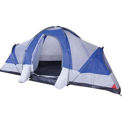 STANSPORT 2260 3-Room Grand 18 Dome Tent