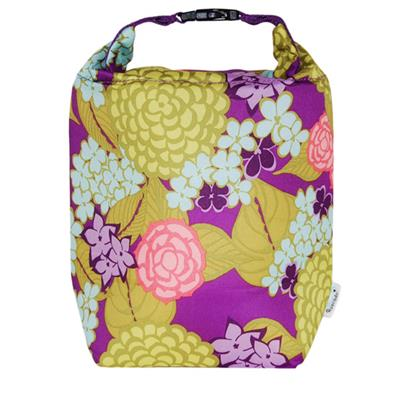 Blue Avocado Click N' Go Bag - Purple Lanai