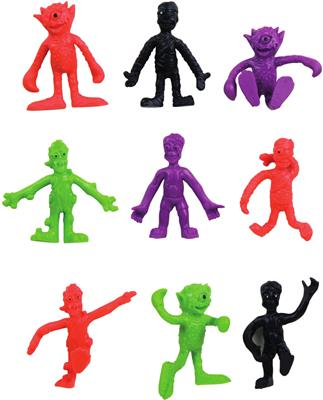 Bendable Monster Buddies Case Pack 250