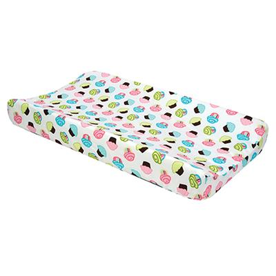 Changing Pad Cover - Cupcake