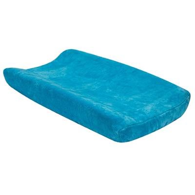 Changing Pad Cover - Pacific Blue