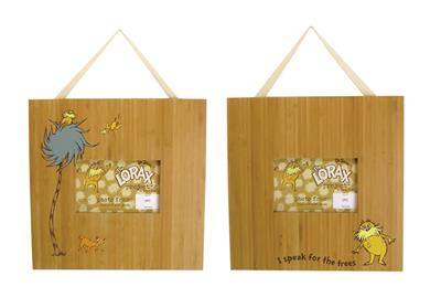 Trend Lab Frame Set - Dr. Seuss The Lorax