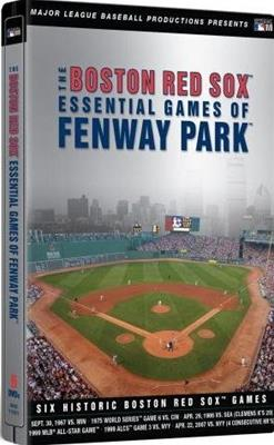BOSTON RED SOX ESSENTIAL GAMES OF FEN