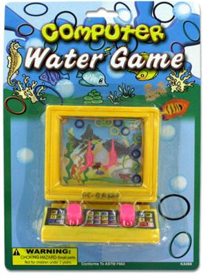 Computer Water Skill Game Case Pack 24