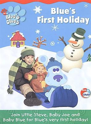 BLUES CLUES-BLUES FIRST HOLIDAY (DVD)