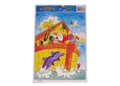 Beginners Bible Puzzle Noah Case Pack 48