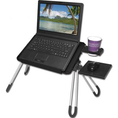 NorthwestPortable Laptop Table - Black